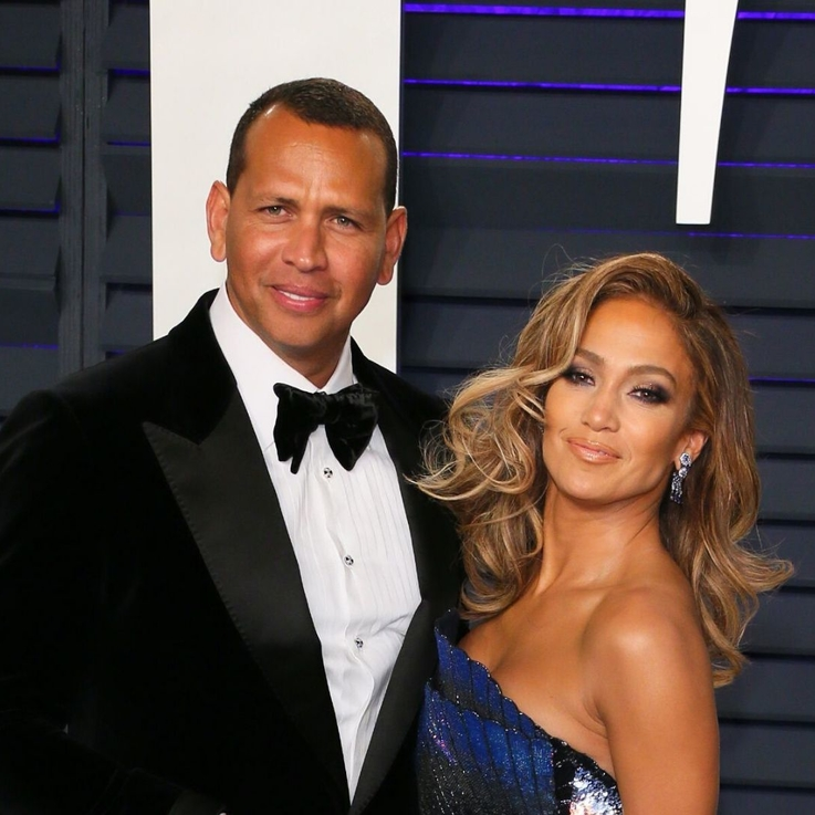 4 Photos That Showcase Jennifer Lopez & Alex Rodriguez's Style Evolution