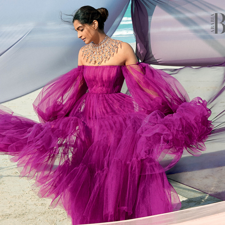 March Cover: Sonam Kapoor On Fashion, Fame And Feminism For The #MeToo Generation