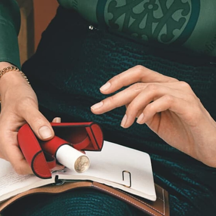 BAZAAR Discovers Hermès' Debut Into The Beauty World With Its New Métier, Rouge Hermès