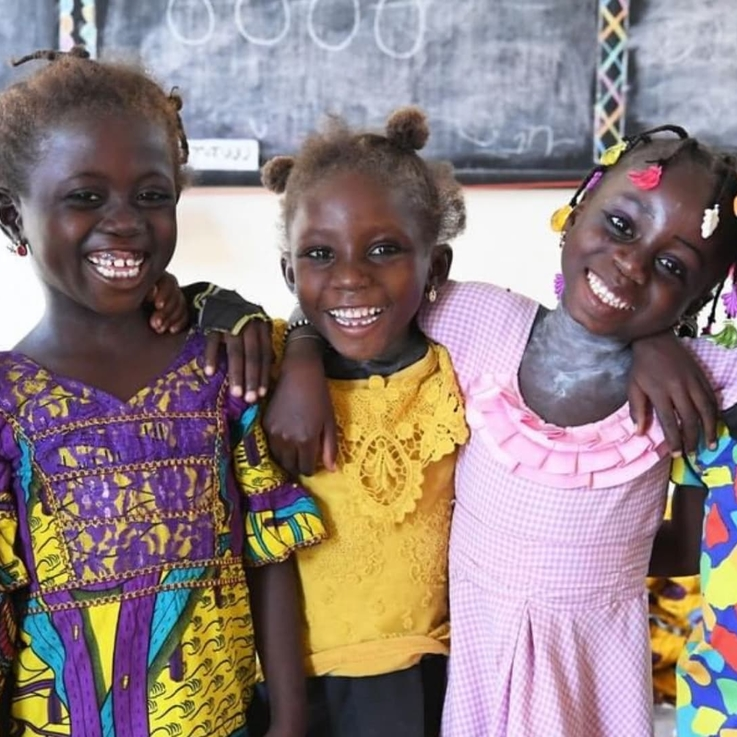 Exclusive | Chloé And UNICEF Join Forces To Launch The Girls Forward Campaign