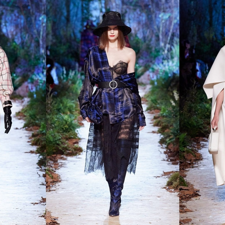 Top 10 Looks From Ralph & Russo's A/W20 Runway