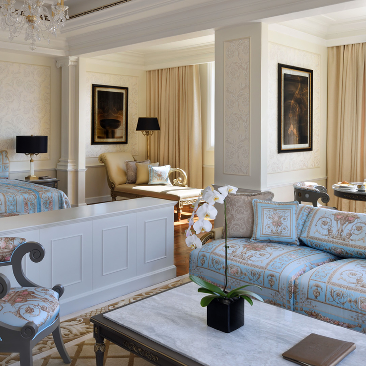 The Escape | Imperial Suite At Palazzo Versace, Dubai