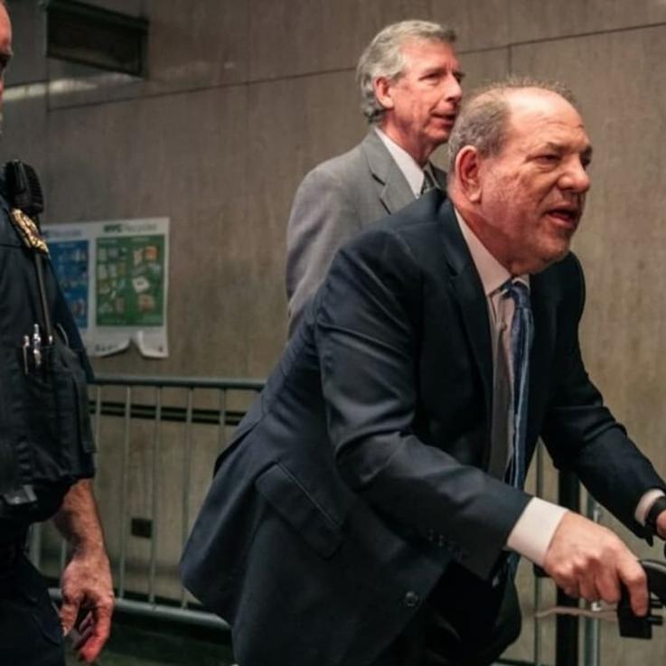 Harvey Weinstein Has Been Sentenced To 23 Years In Prison