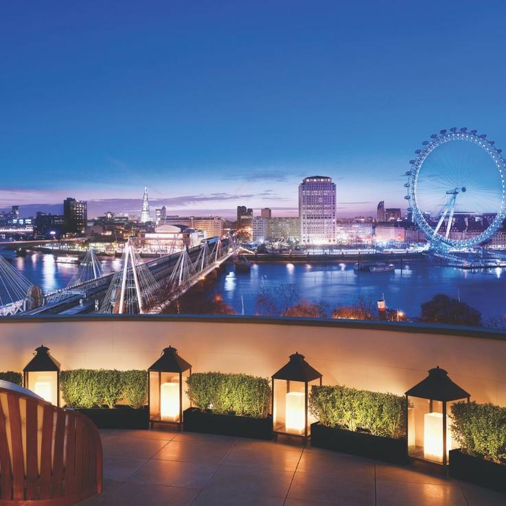 The Honeymoon Escape   Corinthia Hotel, London
