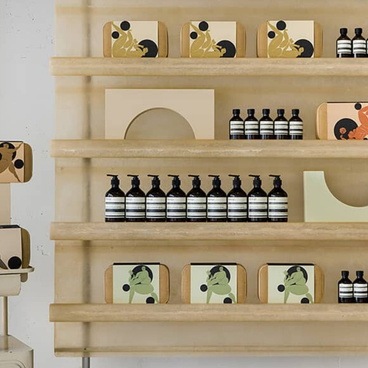 Here's How Aesop Is Encouraging Social Distancing