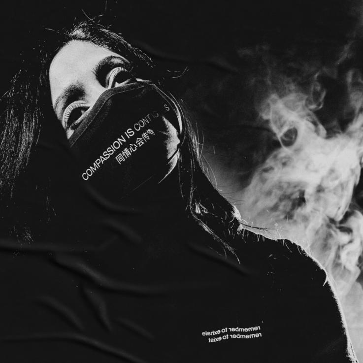 Conceptual Apparel Line exhale Launches #CompassionIsContagious Campaign
