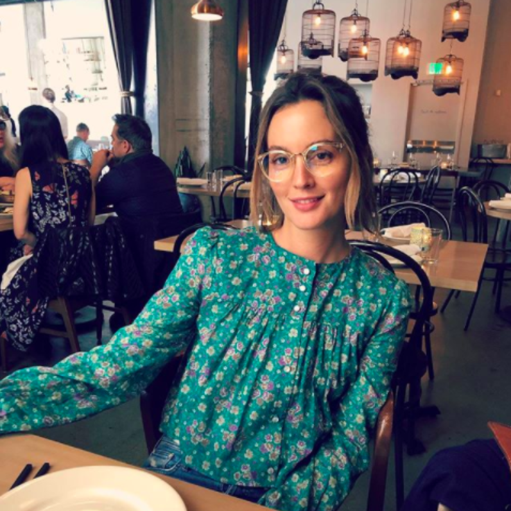 Leighton Meester Is Expecting Her Second Child