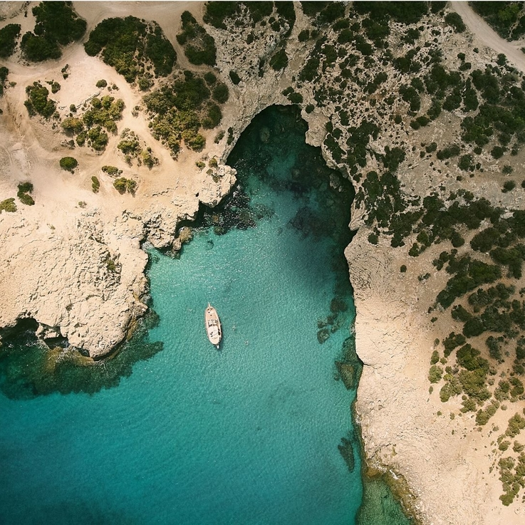 Escape | Cyprus: In The Footsteps Of A Goddess