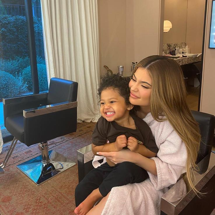 Kylie Jenner Fears Raising Her Daughter in America