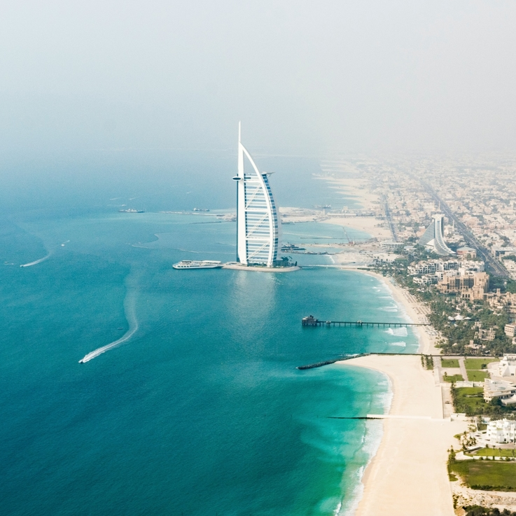 Dubai Police Fined Over 200 Beachgoers Yesterday