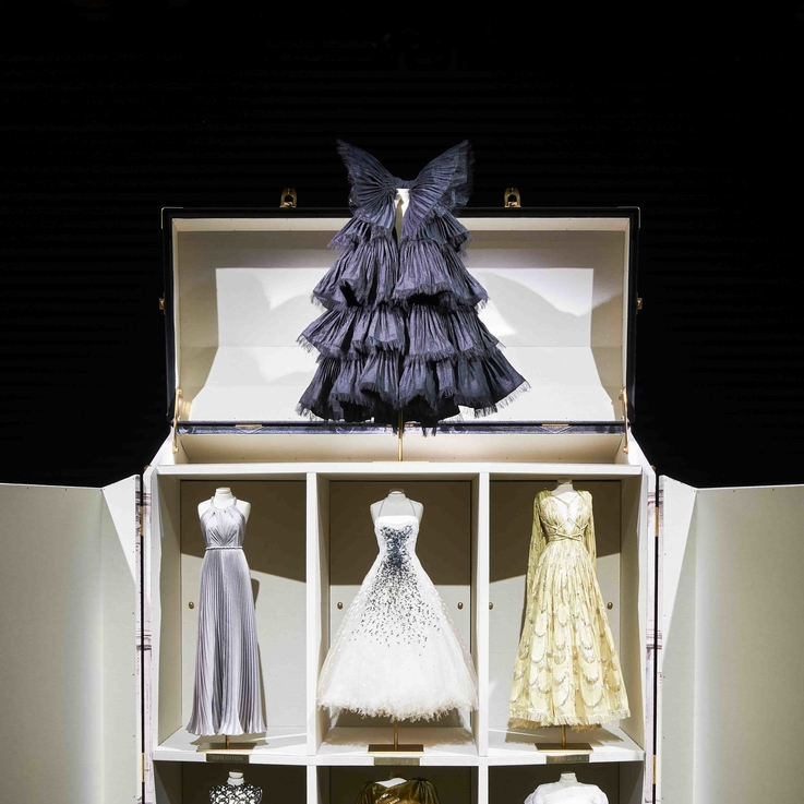 Bazaar's Favourite Moments From Paris Haute Couture Week: Day One