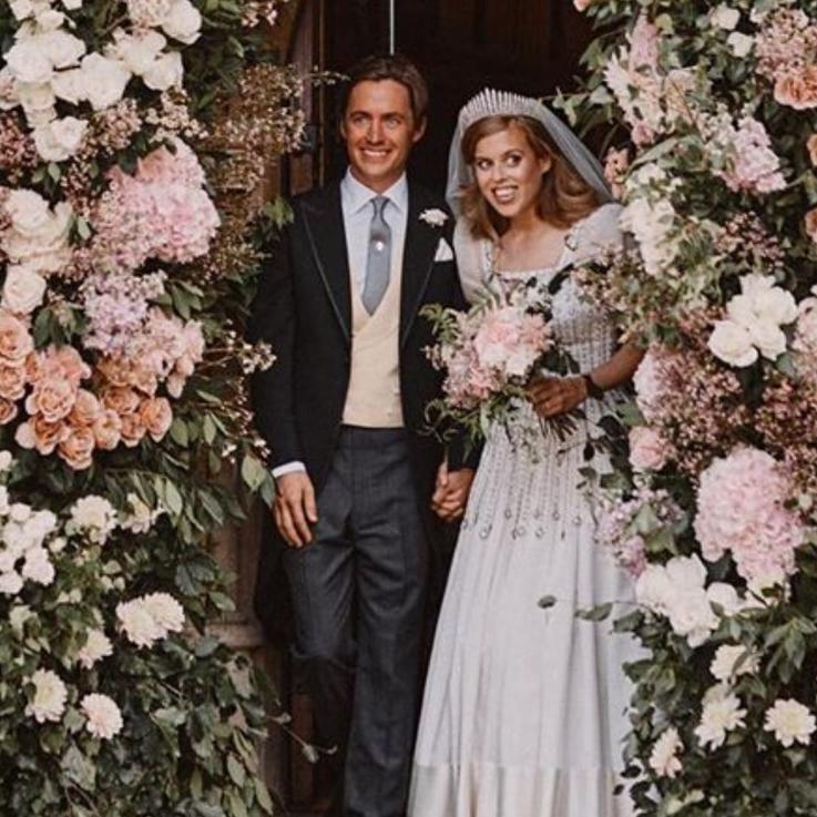 Inside Princess Beatrice And Edoardo Mapelli's Secret Wedding