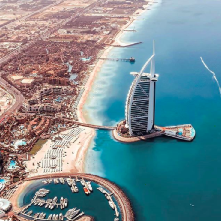 Traveling To The UAE? Here's What You Need To Know About The New COVID-19 Testing Rules