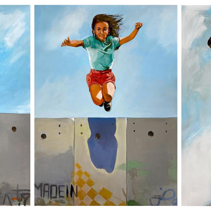 Zawyeh Gallery's Inaugural Dubai Show Explores Resilience Through Palestinian Art
