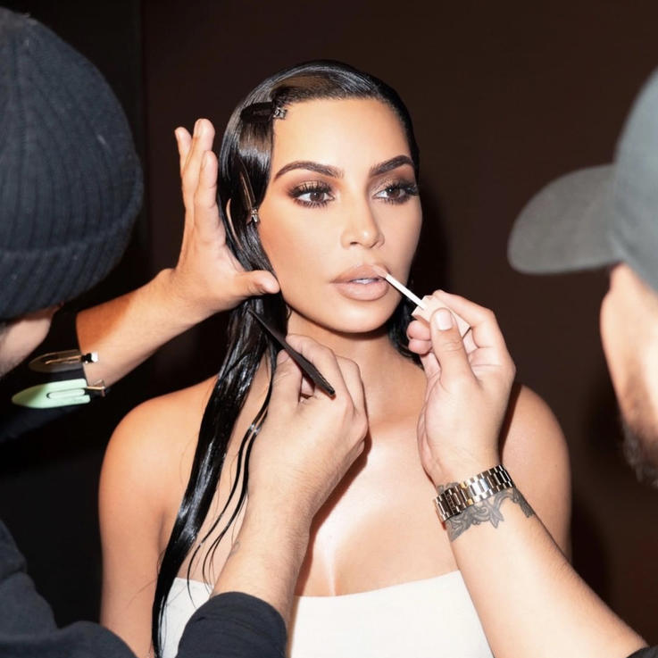 Is Kim Kardashian Going To Launch Her Own Skincare Line?