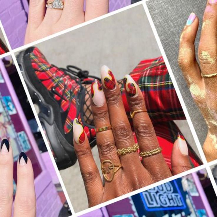 The Best Nail Art Inspiration For Autumn 2020