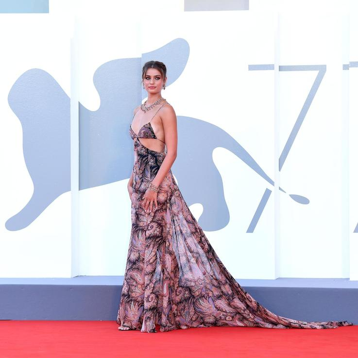 Venice Film Festival 2020: The Most Glamorous Red Carpet Looks From Day One