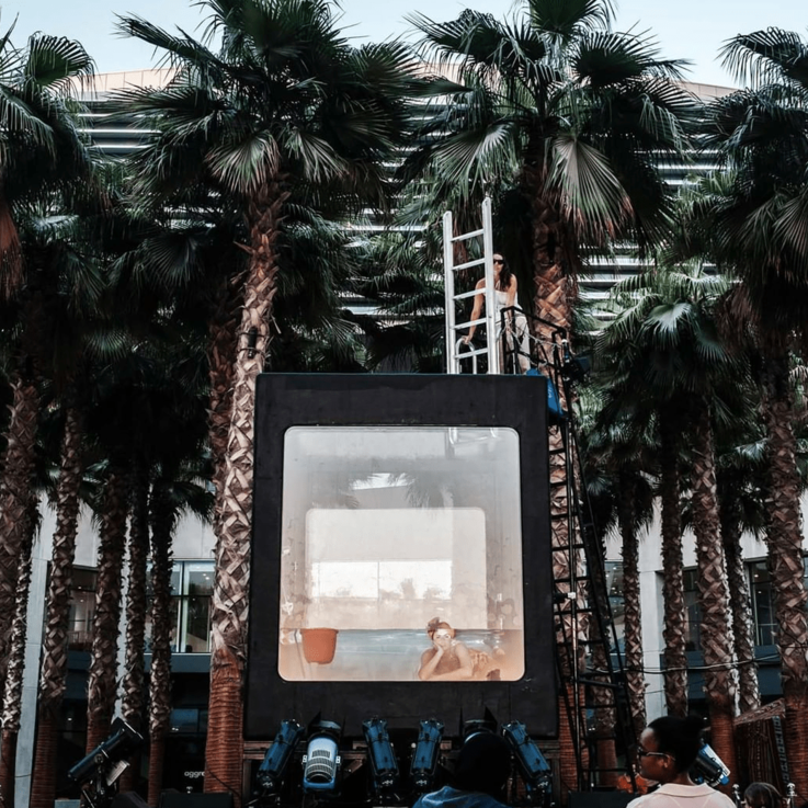 The Arts Center at NYUAD Launches Multisensory Virtual Show