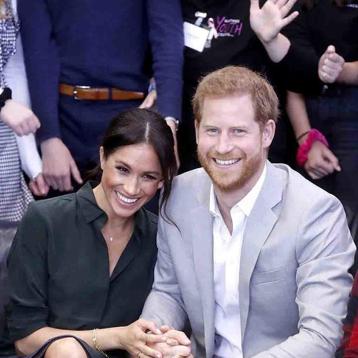 The Royal Family Celebrates The Duke Of Sussex's Birthday
