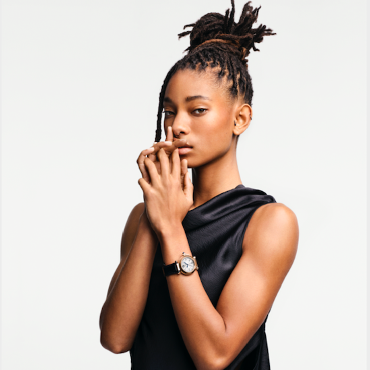 Willow Smith Talks Growing As A Creative In Cartier's Latest Campaign