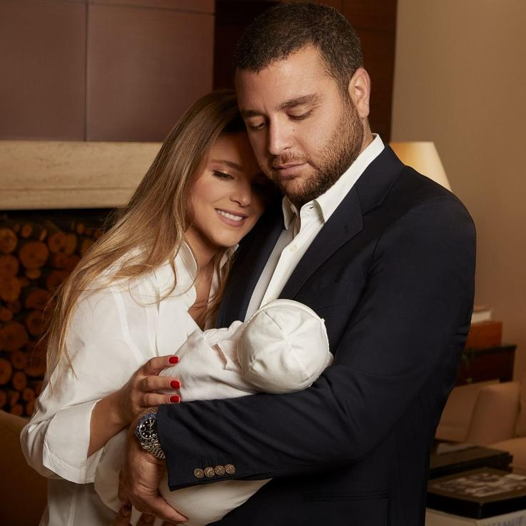 Elie Saab Jr. and Christina Mourad Saab Celebrate The Birth of Their Daughter