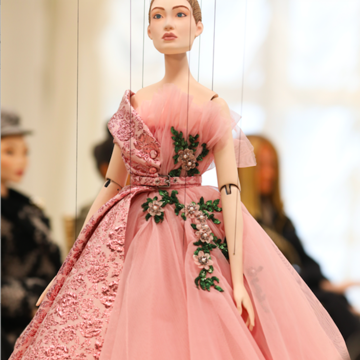 A Mirage Of Marionettes: Moschino Spring/Summer 2021 Ready To Wear