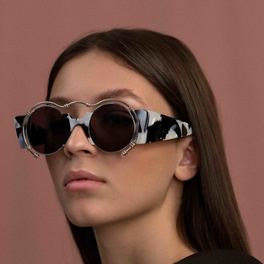 Celebrity Favourite Handbag Brand Okhtein Has Just Launched A New Line of Sunglasses