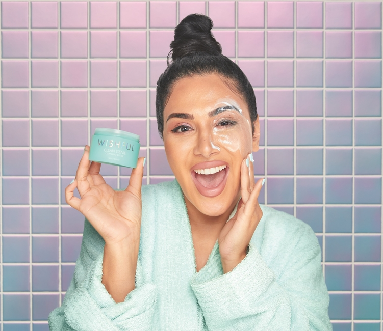 Everything You Need To Know About Wishful's New Clean Genie Cleansing Butter