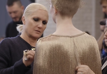 Watch | Exclusive: Maria Grazia Chiuri On The Inspiration Behind Dior's S/S20 Haute Couture Collection