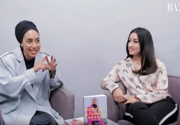 Watch | Mariah Idrissi And Hafsa Lodi Discuss Significance Of Modest Fashion