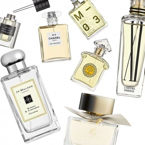 The Science Behind Scent