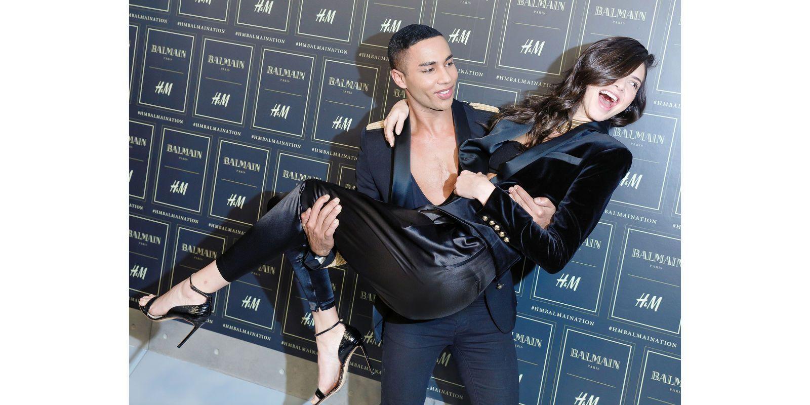 H&M Celebrates #Balmaination
