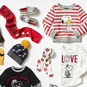 Baby Gap x Peanuts Hits The Middle East