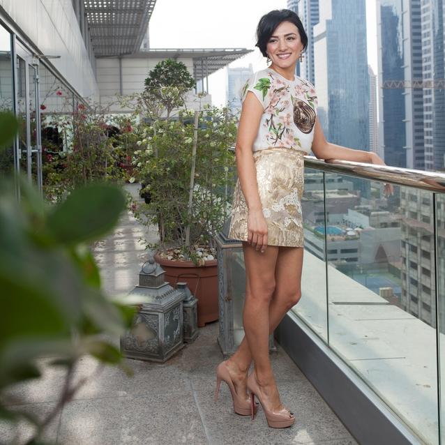 Ivana Bruic's Lofty Luxury In Dubai