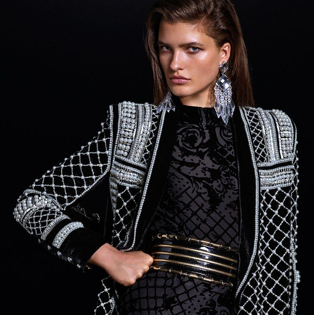 Lookbook: Balmain x H&M Collection