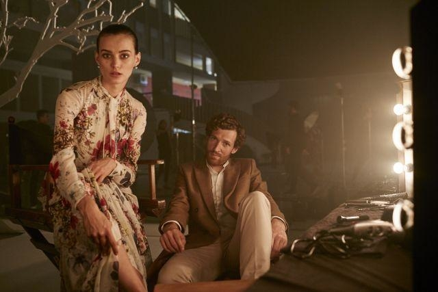 Net-A-Porter Joins Festive Forces With Mr Porter