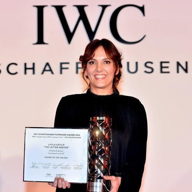 Layla Kaylif Wins The 4th Annual IWC Filmmaker Award