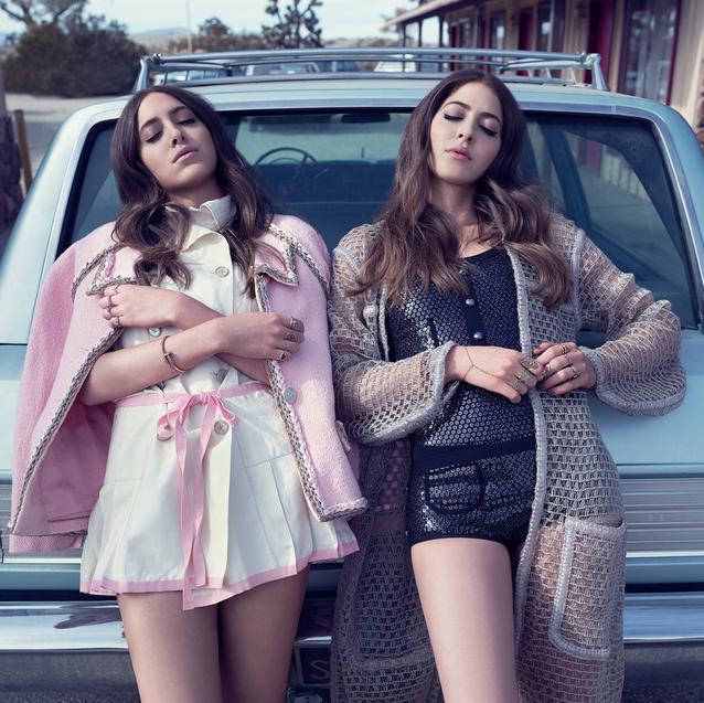 On The Road: Bazaar Presents Sama And Haya Khadra