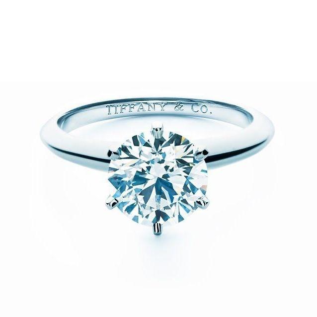 Tiffany & Co. Celebrates 130 Years Of Its Iconic Engagement Ring Setting