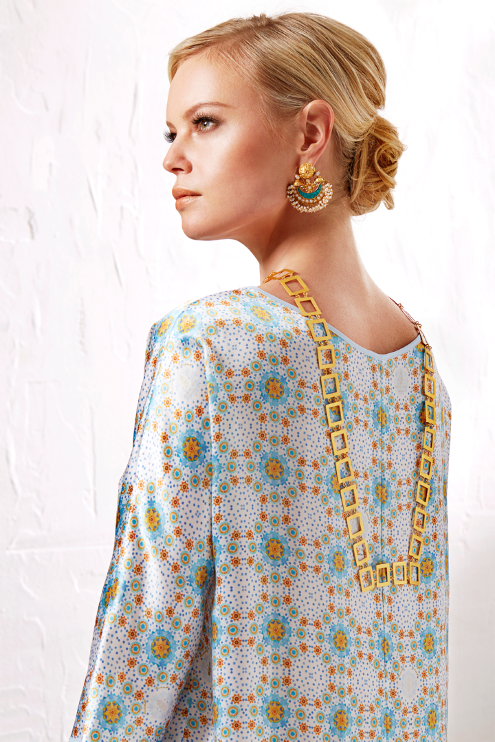 Rose Fulbright Launches Middle Eastern-Inspired Collection At The Burj Al Arab