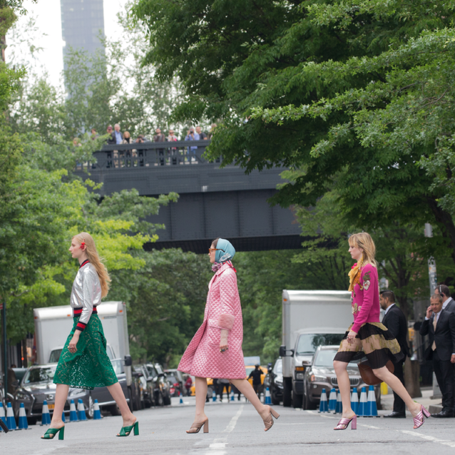 Gucci To Show Cruise Collection At Westminster Abbey