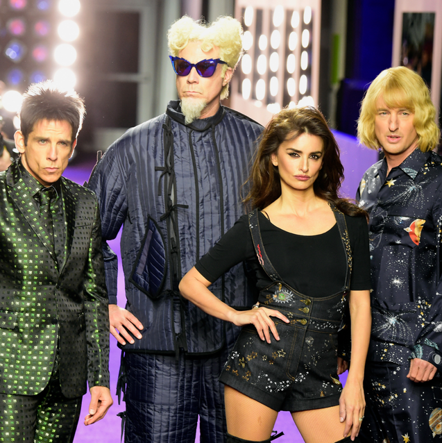 The Really, Really Ridiculously Good Looking People At The Zoolander 2 NYC Premiere