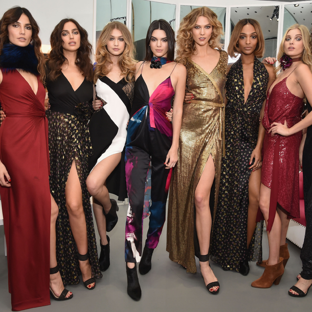 Diane von Furstenberg Stages The Ultimate Girl Power Dance Party For A/W16