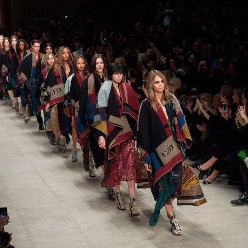 Burberry To Present First February Collection Live On Apple TV