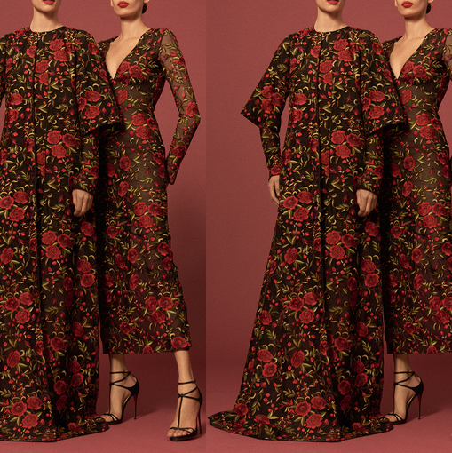 Moda Operandi Launches Kaftan Trunkshow