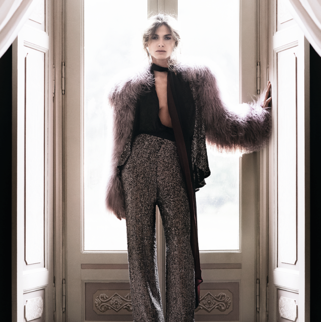 Watch Now: The Making Of Our February Issue's Cinema, Cinema Fashion Shoot