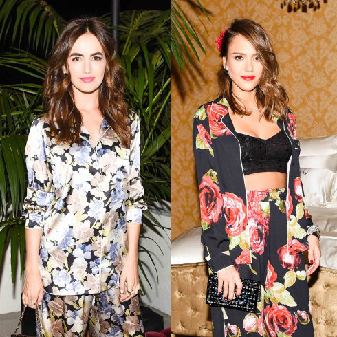 Dolce & Gabbana Throw A Pyjama Party