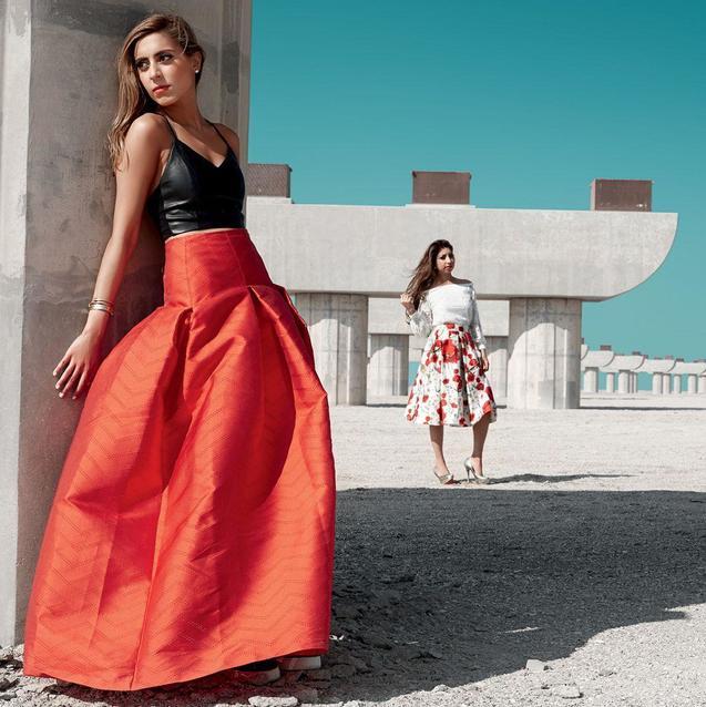 Rhea & Tanya Ganwani
