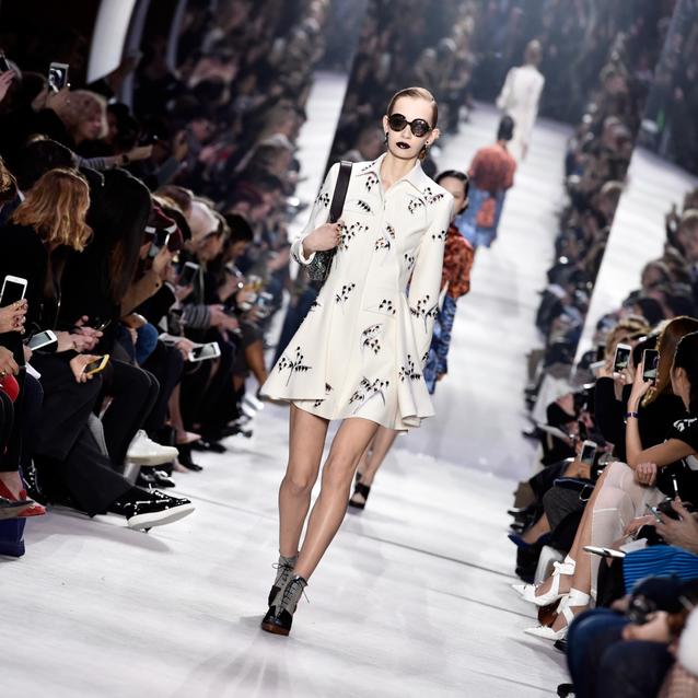 Ready-To-Wear A/W16: Dior