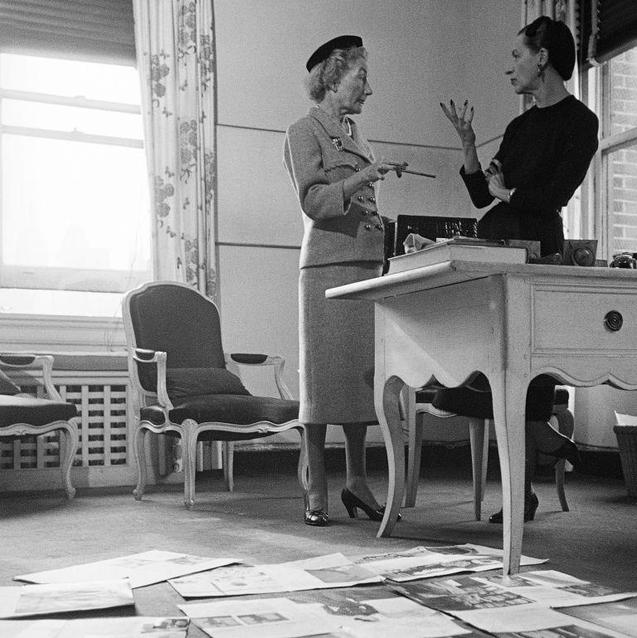 The Women Of Harper's Bazaar : 1936-1958